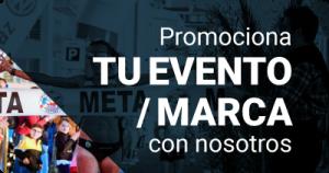 Promociona tu evento o marca con soymaratonista