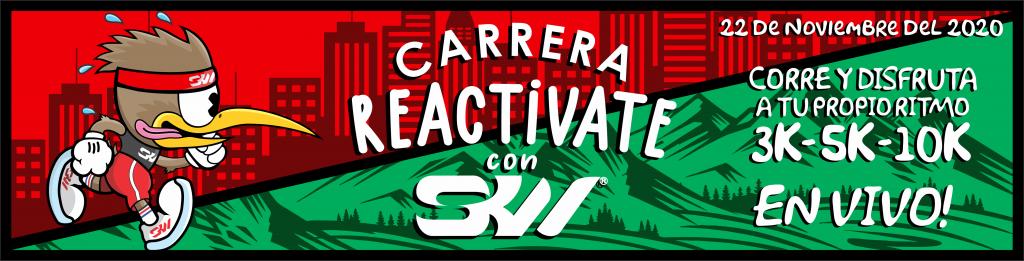 CARRERA VIRTUAL REACTIVATE CON KIWI