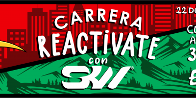 CARRERA VIRTUAL REACTIVATE CON KIWI