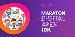 CARRERA VIRTUAL FUNDACIÓN CREARCE 10k
