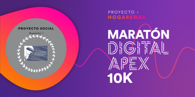 CARRERA VIRTUAL DEL PROYECTO HOGAREÑAS 10k