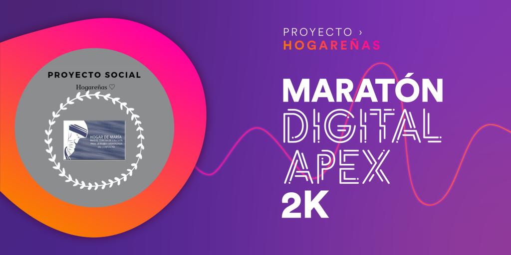 CARRERA VIRTUAL DEL PROYECTO HOGAREÑA 2k