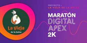 CARRERA VIRTUAL DEL PROYECTO LA VIEJA DE LA BOLSA 2k