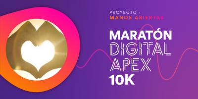 CARRERA VIRTUAL FUNDACIÓN MANOS ABIERTAS 10k