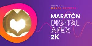 CARRERA VIRTUAL FUNDACIÓN MANOS ABIERTAS 2k