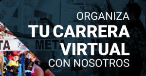 Organiza tu carrera virtual con nosotros