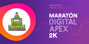 CARRERA VIRTUAL FUNDACIÓN TRIBU CREATIVA 2k