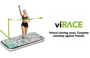 Correr maratón virtual