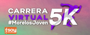 Carrera virtual morelos