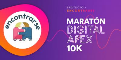 CARRERA VIRTUAL FUNDACIÓN ENCONTRARSE 10k